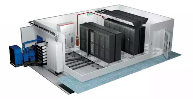 3 hal yang harus diperhatikan di ruang server / data center Anda