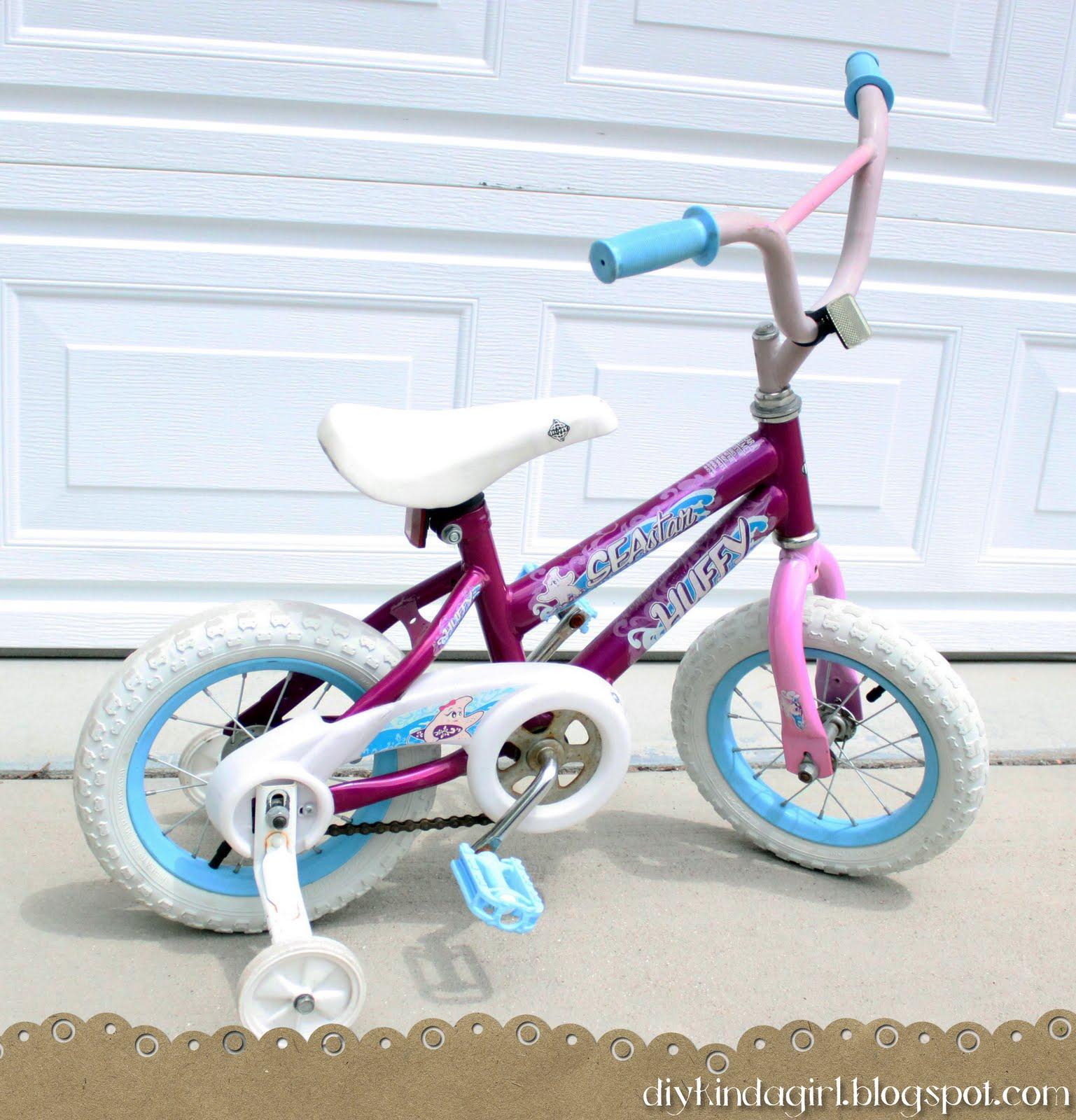 Little Girl Bikes For Sale