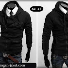 jas exclusive jaket hitam sk17