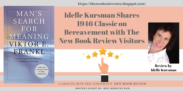 Idelle Kursman Shares 1946 Classic on Bereavement with The New Book Review Visitors