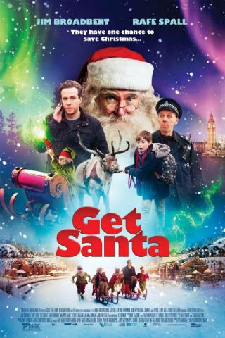 Get Santa [2014] [DVDR] [NTSC] [Latino]
