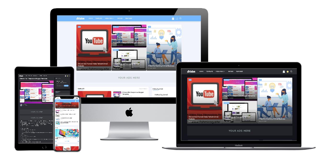 Downoad Snapnews v4 Premium Blogger Template