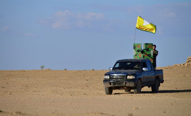 (سوريا الديمقراطية-قسد) لا تستبعد الالتحاق بالجيش العربي السوري!