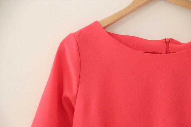 DIY Patrones vestido basico mujer, tutorial costura