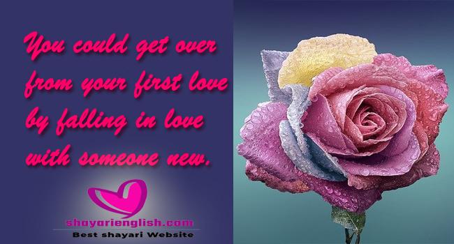 FIRST LOVE SHAYARI IN ENGLISH & HINDI AND FIRST LOVE QUOTES IN ENGLISH & HINDI |