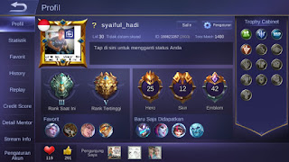 Cara Menstabilkan PING Internet Saat Main Game Mobile Legends di Android