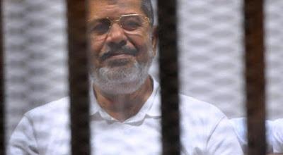 بيان النيابة العامة المصرية حول وفاة الرئيس السابق محمد مرسي
