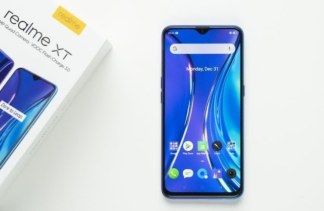 Realme XT : 64-megapixel Camera - Review, Specifications & Overview