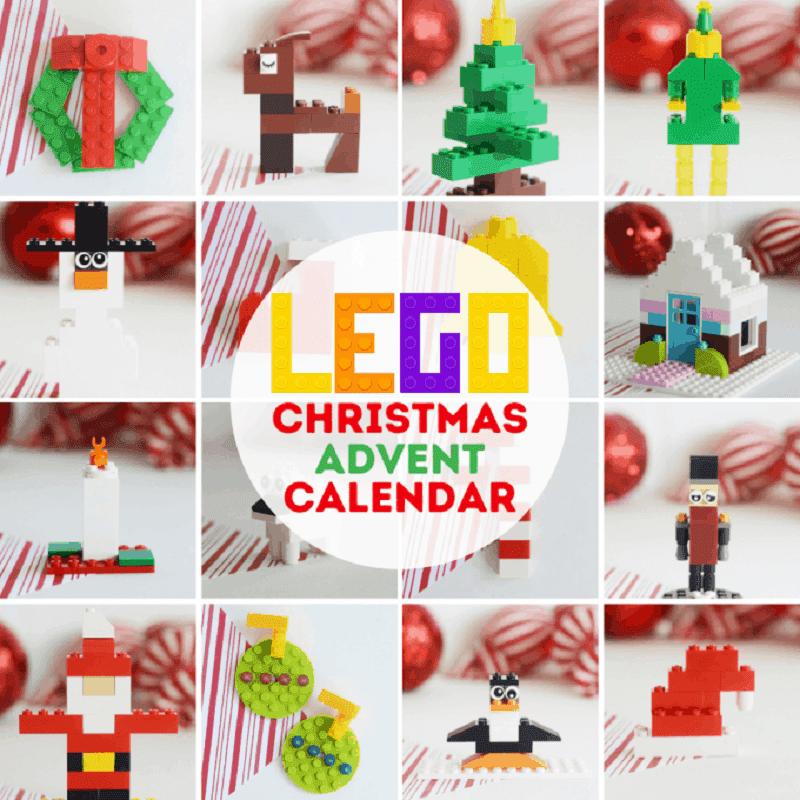 diy lego advent calendar idea