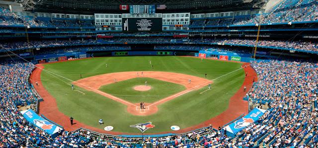 BÉISBOL: Los Azulejos de Toronto extenderán la red protectora en el 2020.