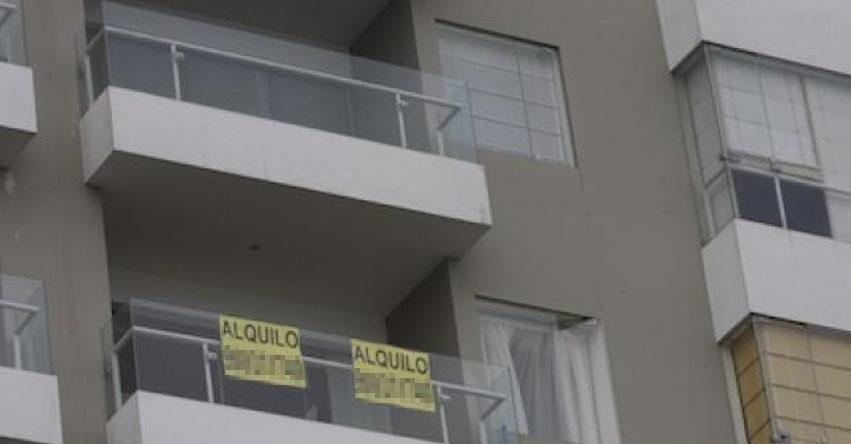Gobierno aprobó Proyecto de Ley «Desalojo Notarial» para inquilinos morosos