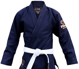 fuji bjj single weave gi