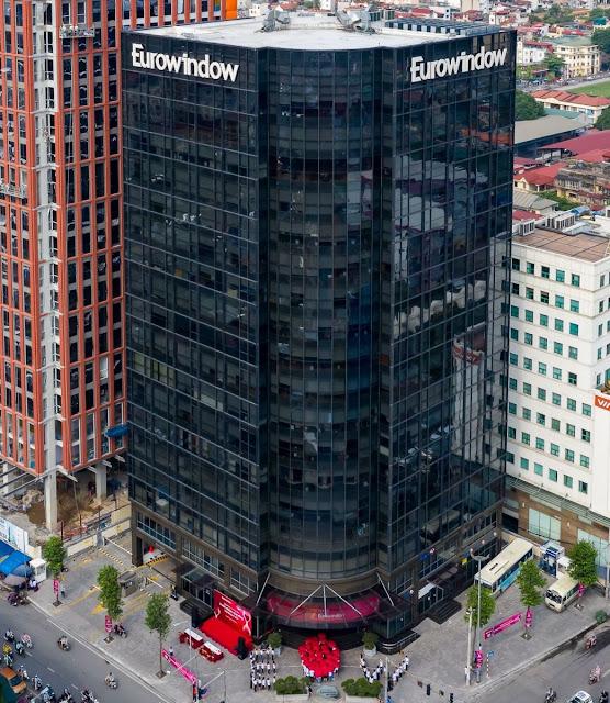Tòa Nhà Eurowindow