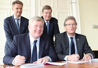 Kooperation zwischen SH und Niedersachsen zur Elbquerung