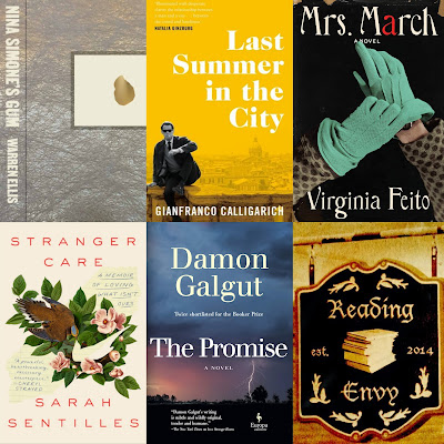 Book covers of books listed below