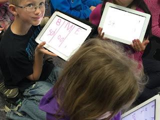 Learn to read kindergarten ipad ideas