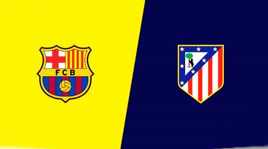 مباراة برشلونة وأتلتيكو مدريد بث مباشر بدون اي تقطيع مجانا