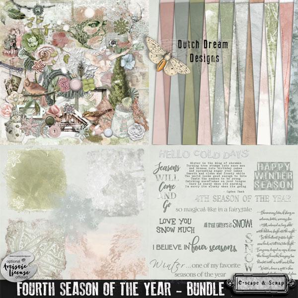 Fourth Season of the Year Bundle