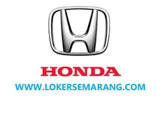 Loker Semarang Kepala Mekanik di Dealer Mobil Honda PT Istana ...
