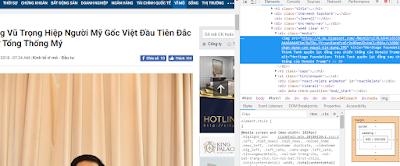 Thủ thuật chỉnh sửa nội dung trang web siêu bựa