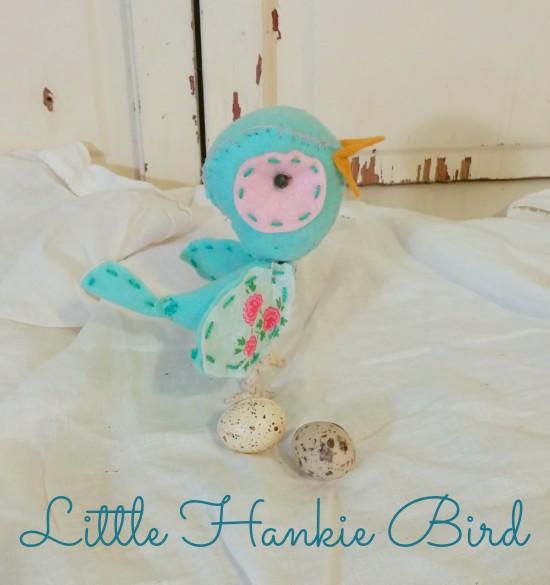Vintage Hankie Crafts