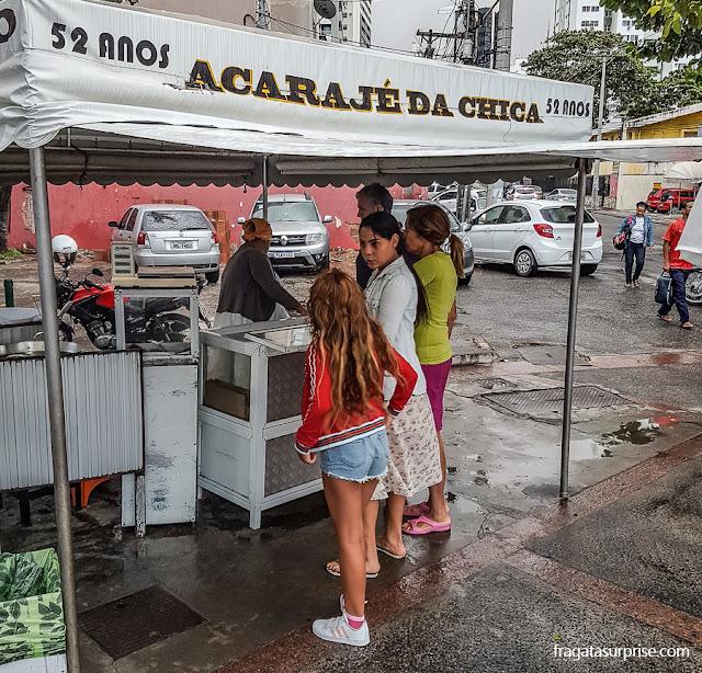 Acarajé de Chica, Salvador