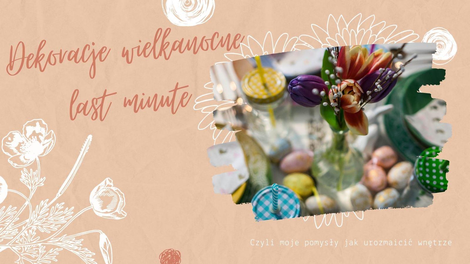 1 dekoracje wielkanocne diy jak udekorować stół wielkanocny bez wydawania pieniędzy kolorowe dodatki na wiosnę jak urządzić mieszkanie na wiosnę wiosenne dodatki do wnętrz tanie