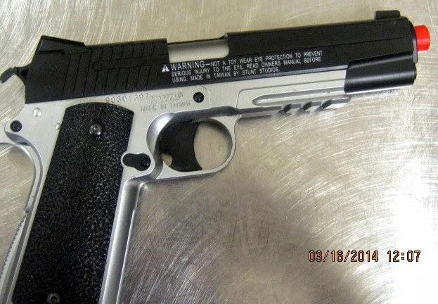 Airsoft Gun (DAL)