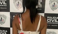 Presa mulher que esfaqueou colega de trabalho dentro de restaurante no Angelim, em São Luís