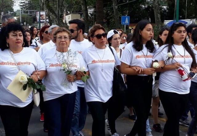 Madre de Mara Castilla: 'Ni una más, que mi hija sea la última'