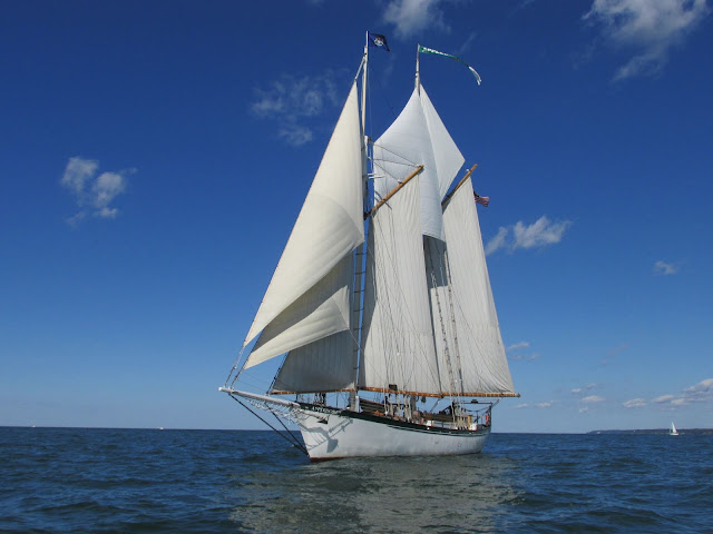 Appledore IV image courtesy of Tall Ships Kenosha