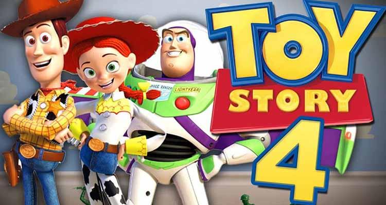 Toy Story 4 presenta su primer teaser tráiler