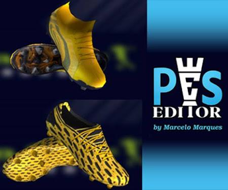 PES 2013 Puma Spark Bootpack