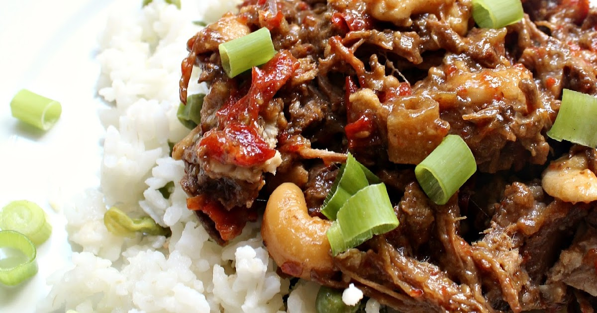 Still Lucky: Slow-Cooker Asian-Style Beef