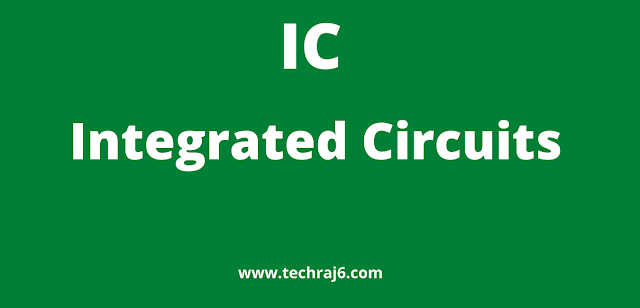 IC full form, what is the full form of IC