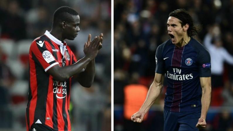 PSG vs Niza EN VIVO por la Ligue 1