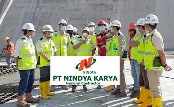 Lowongan Kerja BUMN PT Nindya Karya Persero Wilayah I