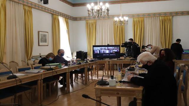 Συνεδριάζει η Οικονομική Επιτροπή της Περιφέρειας - Τα θέματα που αφορούν την Αργολίδα