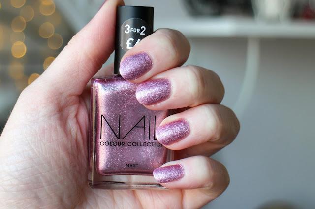 Next nail polish