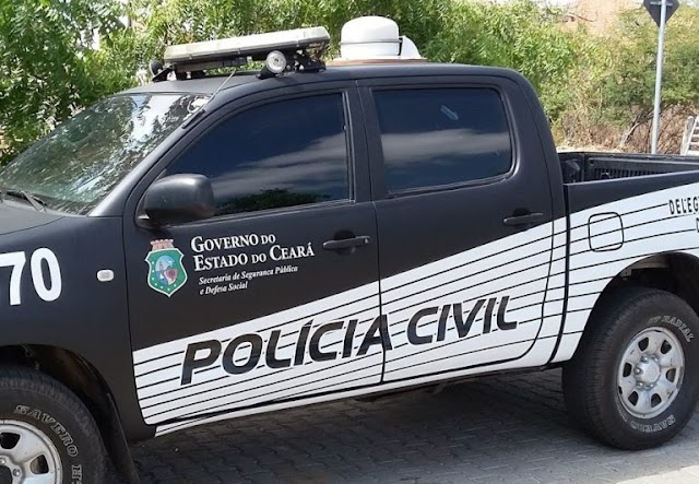 Policia civil de Pacujá cumpre mandado de prisão contra homem suspeito de roubar celulares