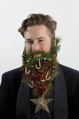 kerstbaard