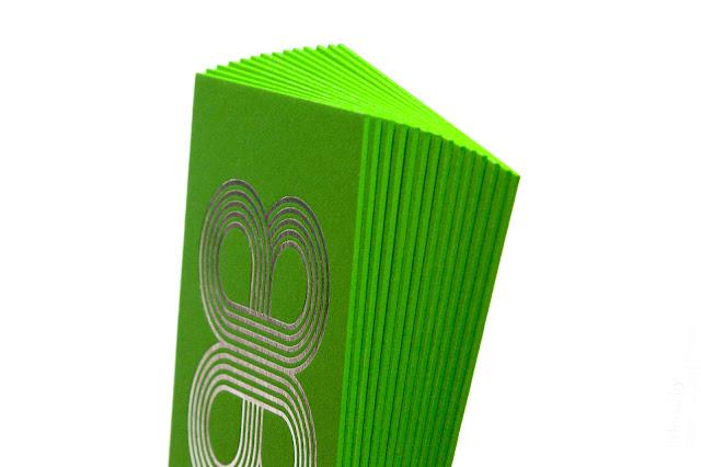 Logo design for Greeneco Renewable Energy Business card sides