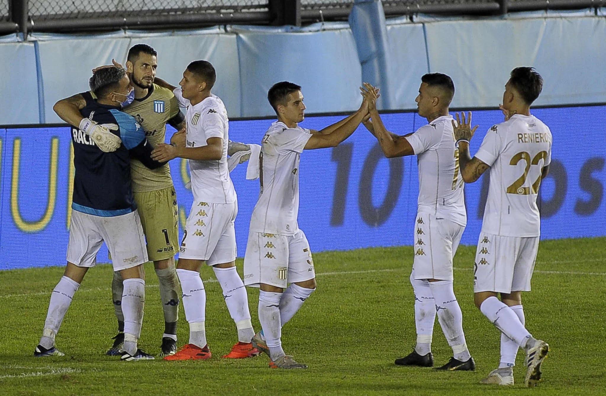 Racing debió esperar hasta los penales para pasar de ronda en Copa Argentina