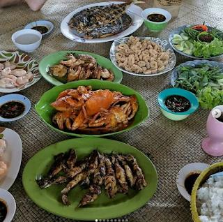 Review Pantai Wisata Tanjung Pasir Di Utara Kota Tangerang