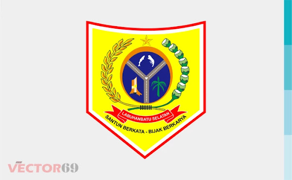 Kabupaten Labuhanbatu Selatan Logo - Download Vector File SVG (Scalable Vector Graphics)