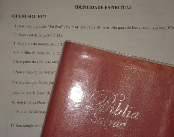 Eu Sou Um Poeta: Novo Começo: Eu Sou O Que A Bíblia Diz Que Eu Sou