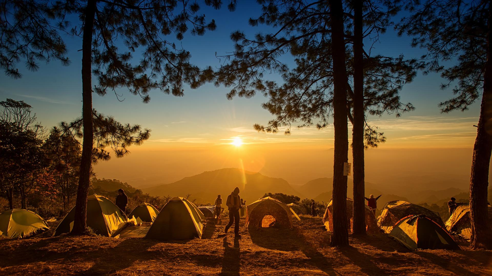 مخيم صيفي بحلة جديدة