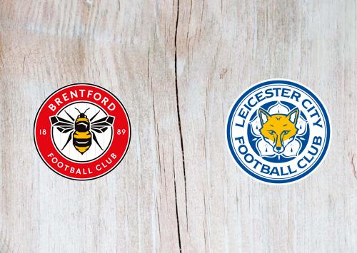 Brentford vs Leicester City -Highlights 25 January 2020