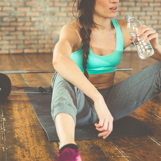 Do You Need a Workout Detox?