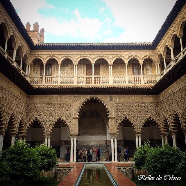 Patio de las Doncellas (Alcázar de Sevilla)